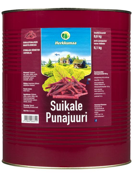 Suikalepunajuuri 8,6 kg
