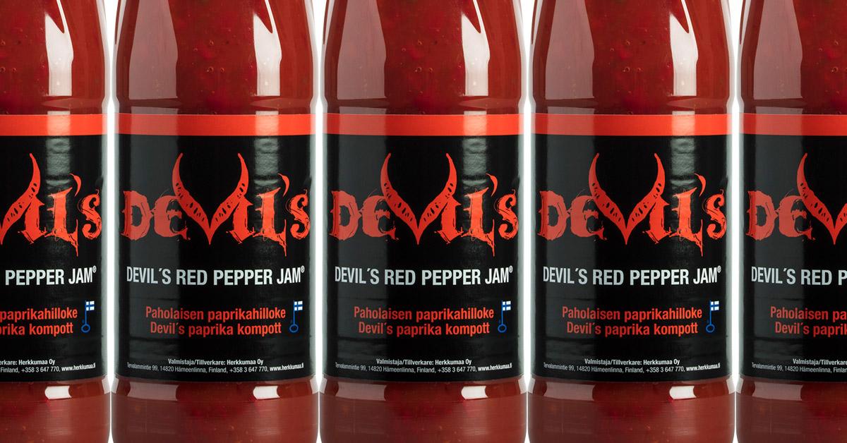herkkumaa-devils-red-pepper-jam-1120g
