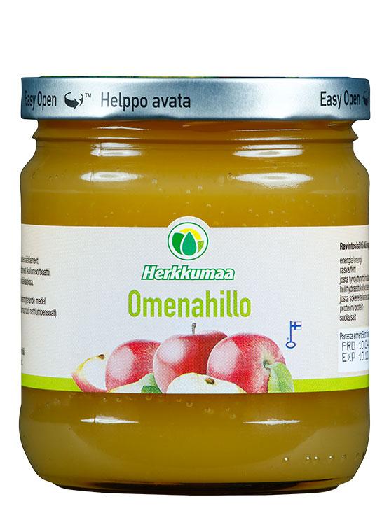 Herkkumaan Omenahillo 460 g lasipurkissa