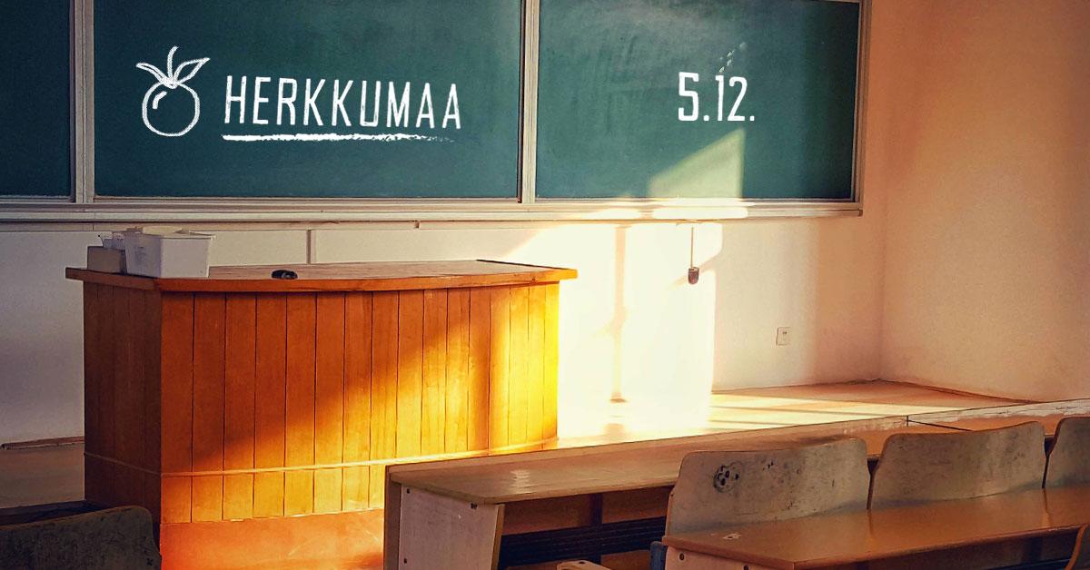 henkilökunta laatujärjestelmä koulutuksessa torstaina 5.12.