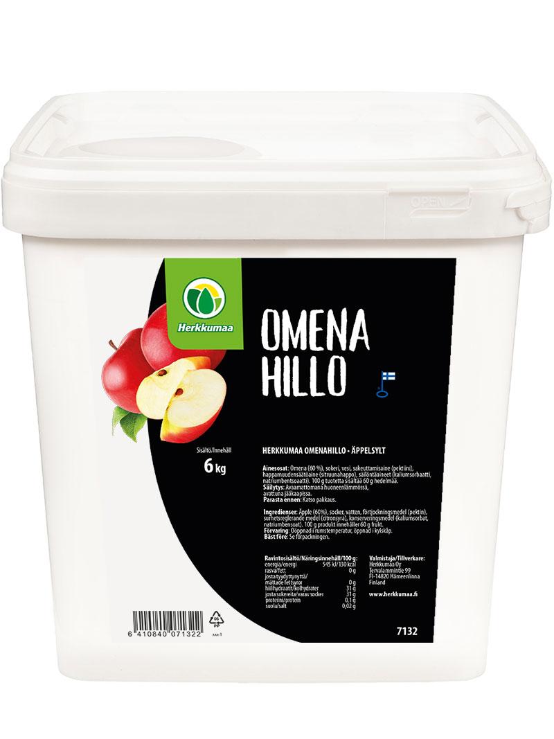 Herkkumaan Omenahillo 6 kg